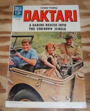 Daktari #3 comic book vf 8.0