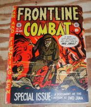 Frontline Combat #7 comic book good/very good 3.0