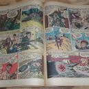Sgt. Fury and His Howling Commandos king size annual #1 comic book very good/fine 5.0