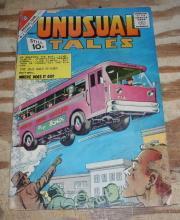 Unusual Tales #29 comic book g/vg 3.0