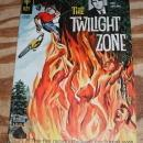 The Twilight Zone #30 comic book vf/nm 9.0