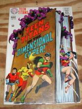 Teen Titans #16 comic book  vg/fn 5.0