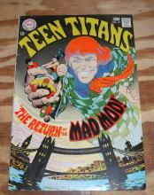 Teen Titans #17 comic book  fn 6.0