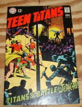 Teen Titans #20 comic book fine 6.0
