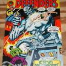 Defenders #5 comic book fine 6.0
