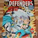 Defenders #6 comic book fine/very fine 7.0