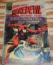 Daredevil #13 comic book very good 4.0