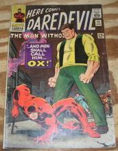 Daredevil #15 comic book very good 4.0