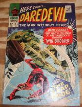 Daredevil the Man Without Fear #25 comic book good/very good 3.0