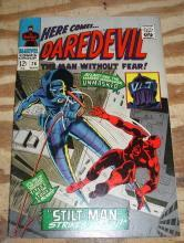 Daredevil #26 comic book very fine 8.0