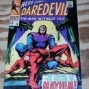 Daredevil the Man Without Fear #36 very fine 8.0