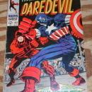 Daredevil the Man Without Fear #43 comic book very good/fine 5.0