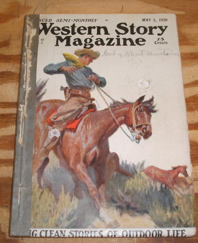 Western Stories Magazine