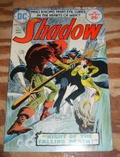 The Shadow #9  comic book very fine 8.0