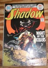 The Shadow #10  comic book very fine 8.0
