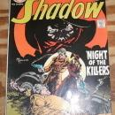 The Shadow #10  comic book very fine 8.0