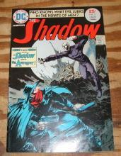 The Shadow #11  comic book very fine plus 8.5
