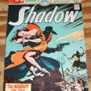 The Shadow #12  comic book very fine 8.0