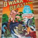 Showcase presents #67 (B'wana Beast) very fine/near mint 9.0