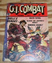 G.I.Combat #11 comic fair 1.5