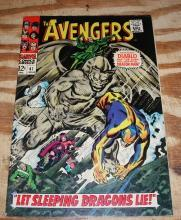 Avengers #41 comic book very  fine plus 8.5