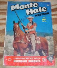 Monte Hale #73  comic vg/fn 5.0