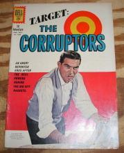 Target: Corruptors comic book fn 6.0