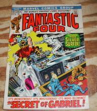 Fantastic Four #121 very fine 8.0