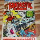 Fantastic Four #121 very fine 8.0