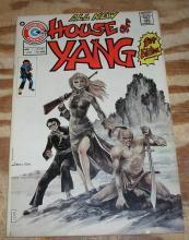 House of Yang #1 comic book near mint/mint 9.8