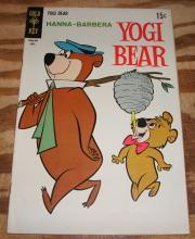 Hanna-Barbera Yogi Bear #36 comic book vf 8.0