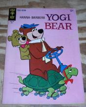 Yogi Bear #20 comic book fine 6.0