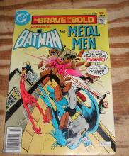 Brave and the Bold #135 near mint 9.4