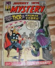 Journey Into Mystery #98 with Thor fair/good 1.5