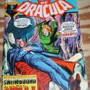 Tomb of Dracula #19 comic book very fine 8.0