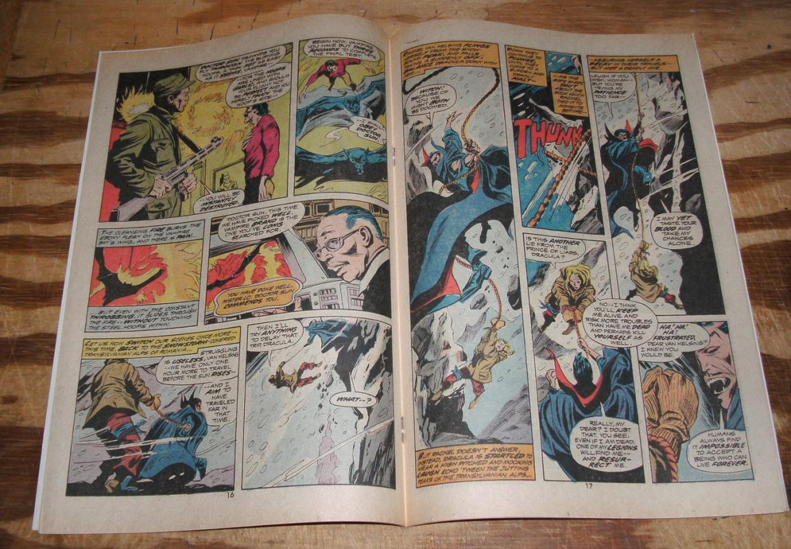 Tomb of Dracula #19 comic book very fine 8.0