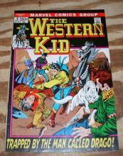 The Western Kid #5 comic book very fine 8.0