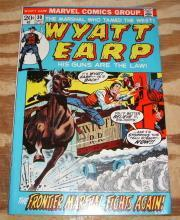 Wyatt Earp #30 comic book vf 8.0