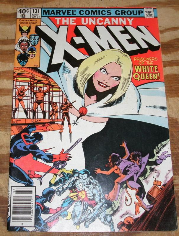 Uncanny X-Men #131 very fine/near mint 9.0