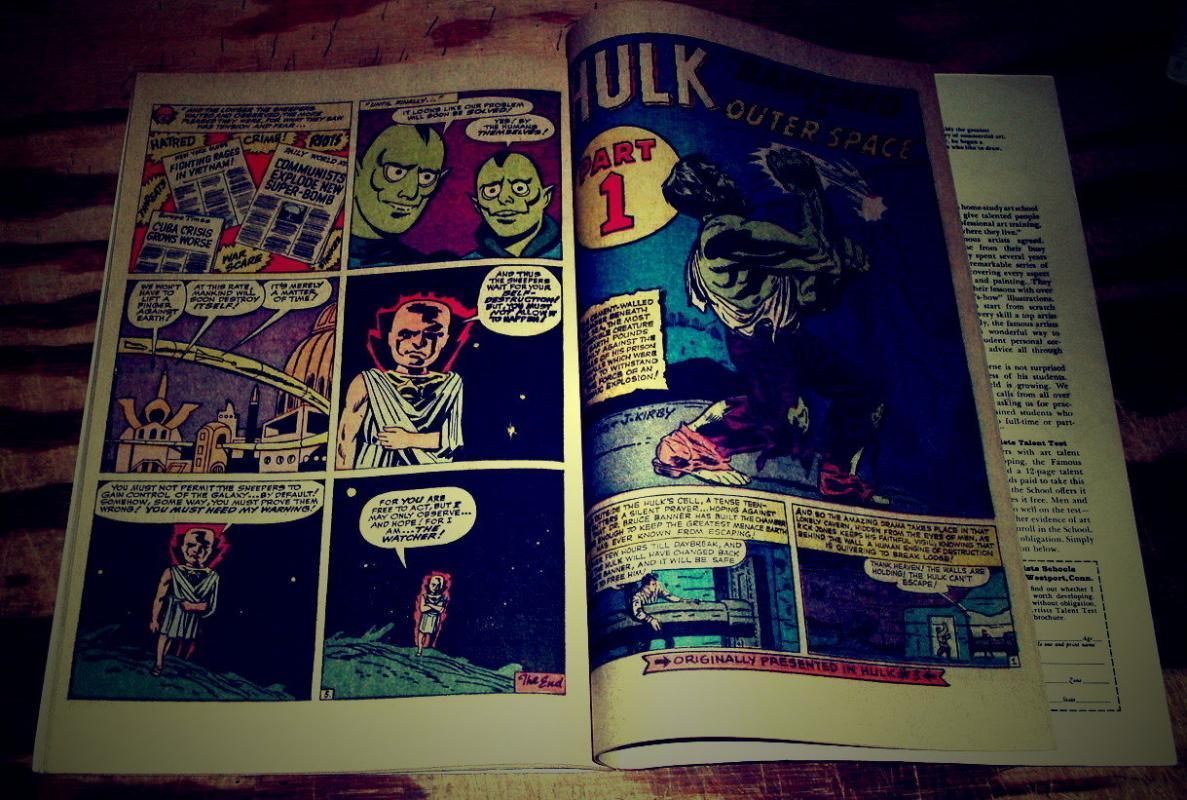 Marvel Collectors' Item Classics #3 very good/fine 5.0