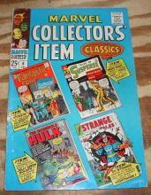 Marvel Collectors' Item Classics #6 comic book very good/fine 5.0