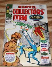 Marvel Collectors' Item Classics #13  very fine 8.0