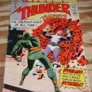 T.H.U.N.D.E.R. Agent Dynamo #2 vg/fn 5.0