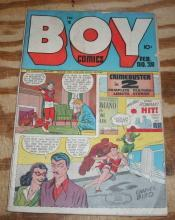 Boy Comics #38 good/very good 3.0