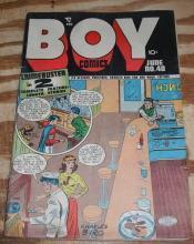 Boy Comics #40 very good/fine 5.0