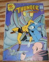 Thunder Agents #17 comic book fine/very fine 7.0
