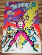 Thunder Agents (J.C.) #2 comic book mint 9.9