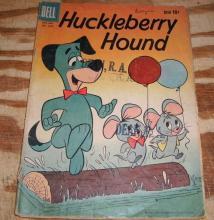 Huckleberry Hound #1050 good/very good 3.0