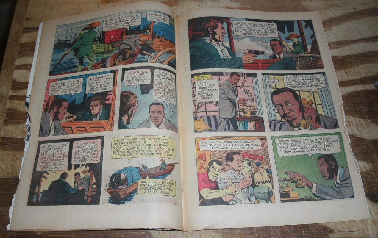 I Spy comic #1 good/very good 3.0