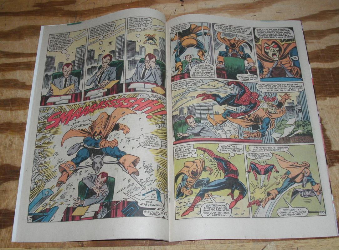 The Amazing Spider-man #260 comic book near mint 9.4